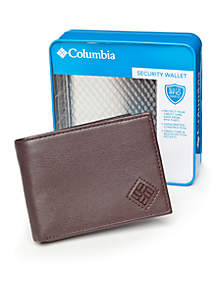 Slimfold RFID Security Wallet