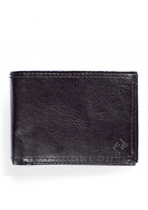 Columbia Glazed Rustler RFID Security Travel Wallet
