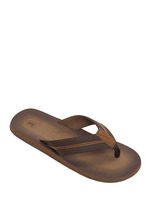 Wembley™ Embosessed EVA Thong Sandals