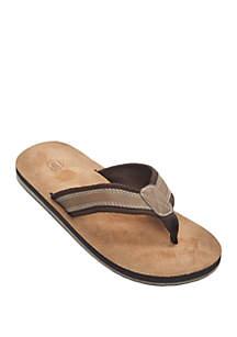 Wembley™ Canvas Thong Sandal