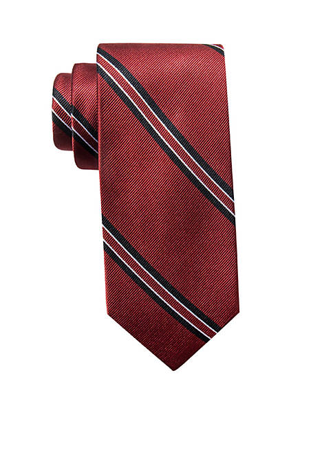 Collegiate Collection USC Logo Stripe Tie