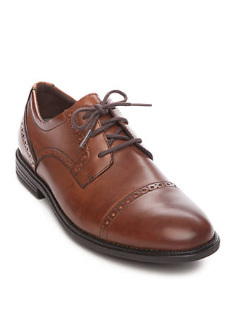 Rockport Mason Monk Tan Dress Shoes w8tu6R