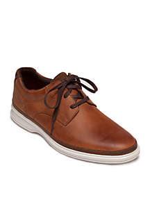 Rockport Dressports 2 Go Plain Toe Shoe