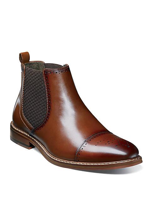 Alomar Cap Toe Chelsea Boot