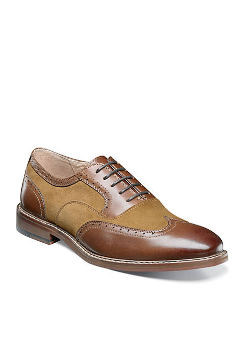 Stacy Adams Ansley Brown Tan Shoe