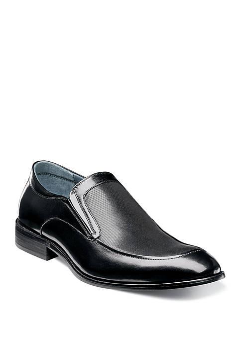 Jace Moc Toe Slip-On Dress Shoes