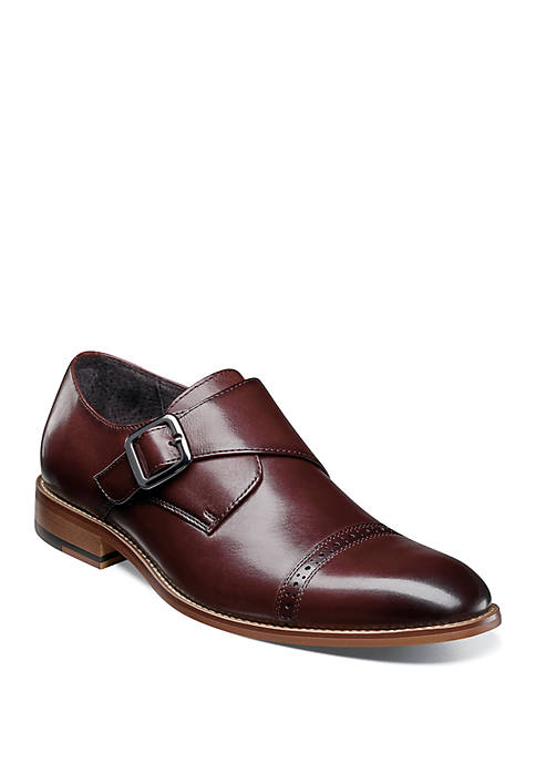 Desmond Monk Strap Dress Shoes