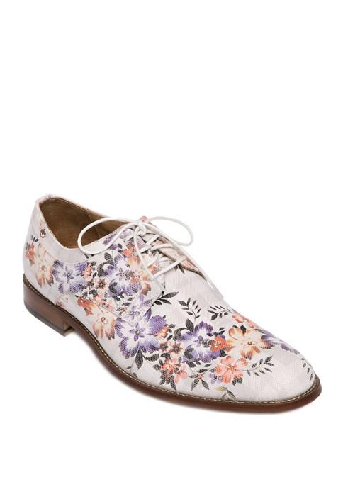 Dandy Floral Oxford Shoes