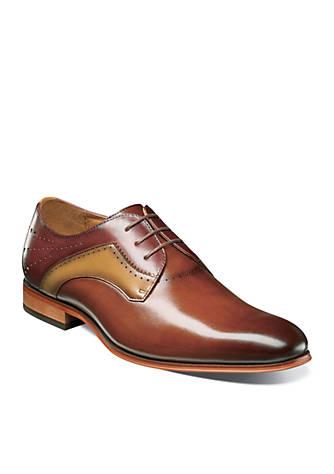 Stacy Adams Savion Plain Toe Colorblock Oxford Dress Shoes 0mkRNq210