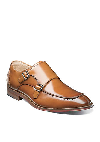 Stacy Adams Baldwin Double Monk Moc Slip-On oDUy3cANtm