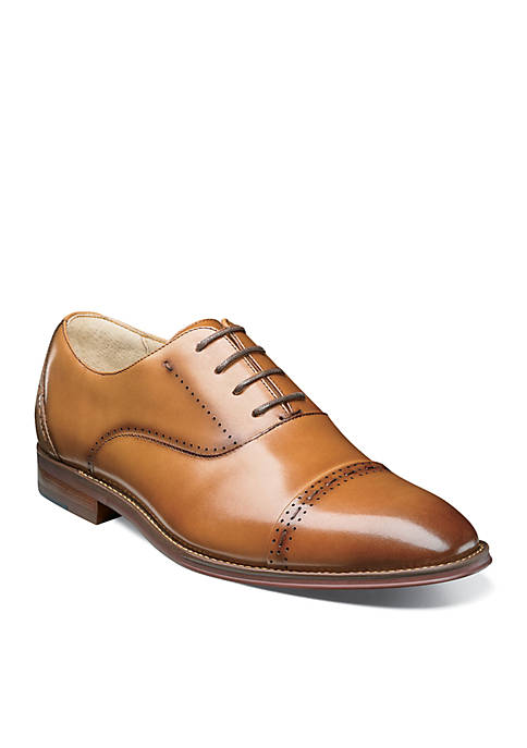 Stacy Adams Barris Cap Toe Oxford Dress Shoe