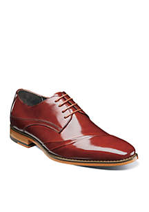 Talmadge Pleated Front Oxford Shoe