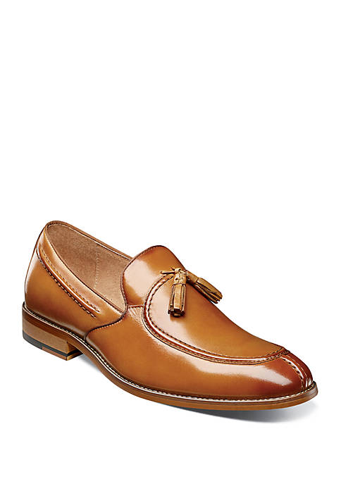 Donovan Moc Toe Drop Tassel Loafers