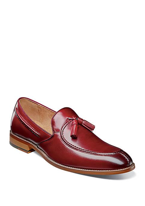 Donovan Moc Toe Drop Tassel Shoes