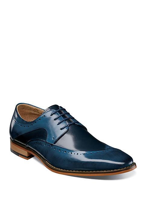 Tammany Folded Toe Oxford Shoes