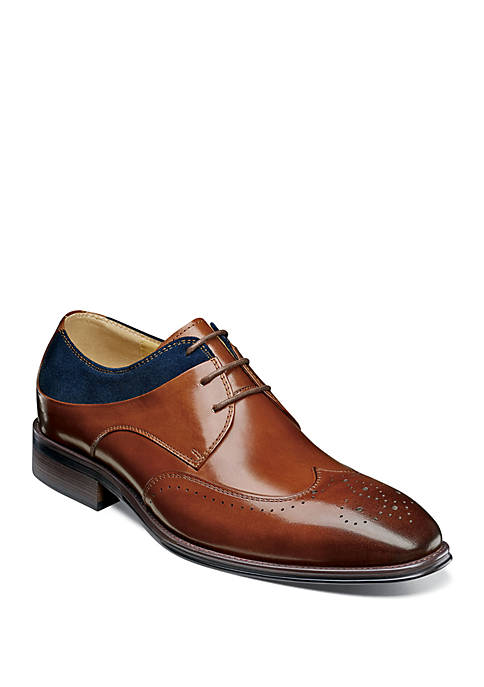 Hewlett Wingtip Oxford Shoes