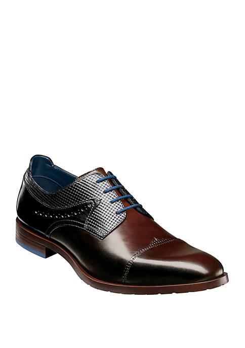 Raiden Cap Toe Oxford Shoes