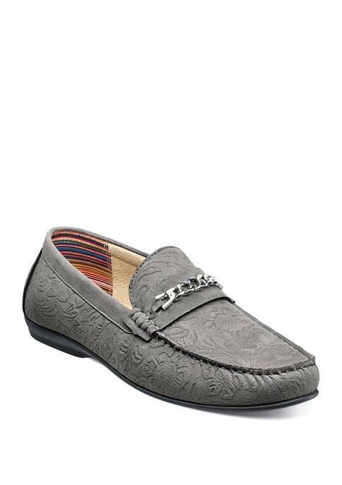 Clem Moc Toe Bit Slip On Loafers