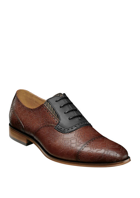 Stacy Adams Stratton Cap Toe Oxford Shoes