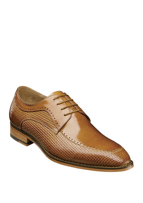 Platon Moc Toe Oxfrod Shoes