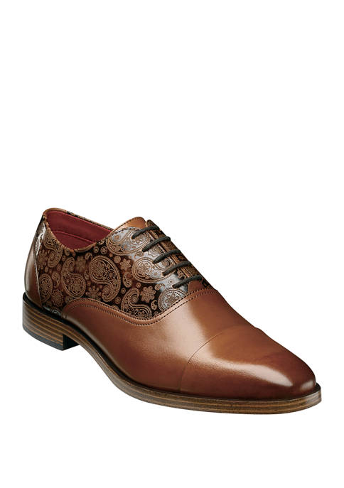 Quince Cap Toe Oxfords