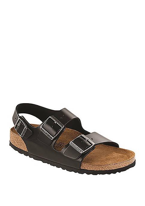 Birkenstock Milano SFB Amalfi Black Sandals