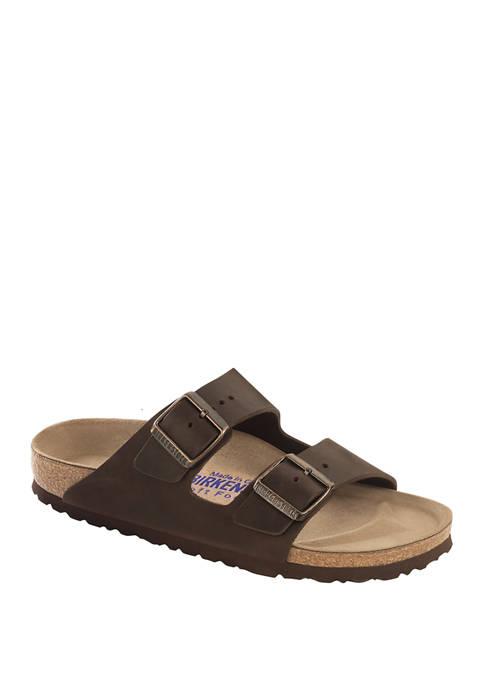 Birkenstock Arizona SFB Habana Oiled Leather Sandals