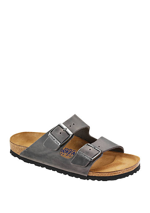 Birkenstock Arizona Gray Sandals