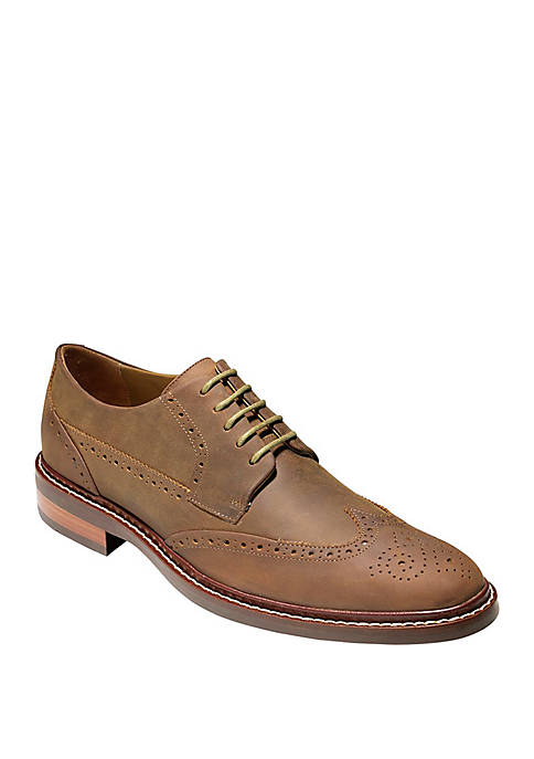 Warren Welt Wing Oxfords