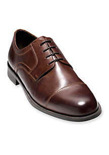 Dustin Lace Up Oxford Shoes
