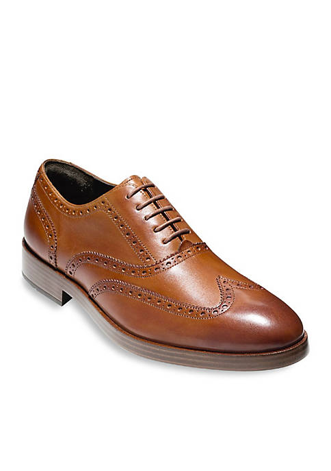 Cole Haan Henry Short Wingtip Oxford