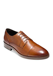Grand Cap Toe Oxfords