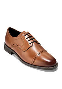 Cole Haan Dustin Cap Brogue Oxford
