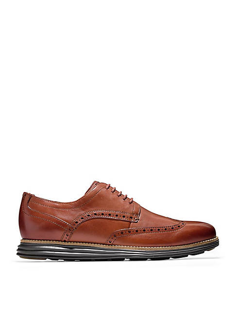 Cole Haan Original Grand Wood Oxford