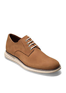 Original Grand Plain Toe Lace-Up Shoe