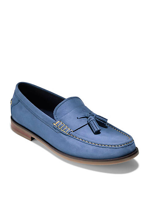 Cole Haan Pinch Friday Tassel Contemporary Loafer