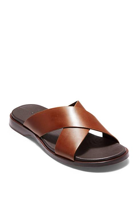 Goldwyn 2.0 Crisscross Sandals