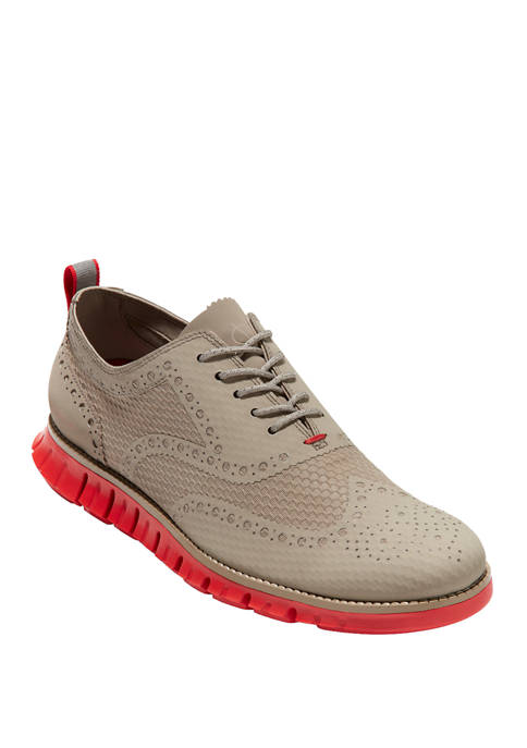 Zerogrand No Stitch Oxford Shoes
