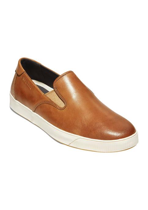 Cole Haan Nantucket Slip On Sneaker Loafers