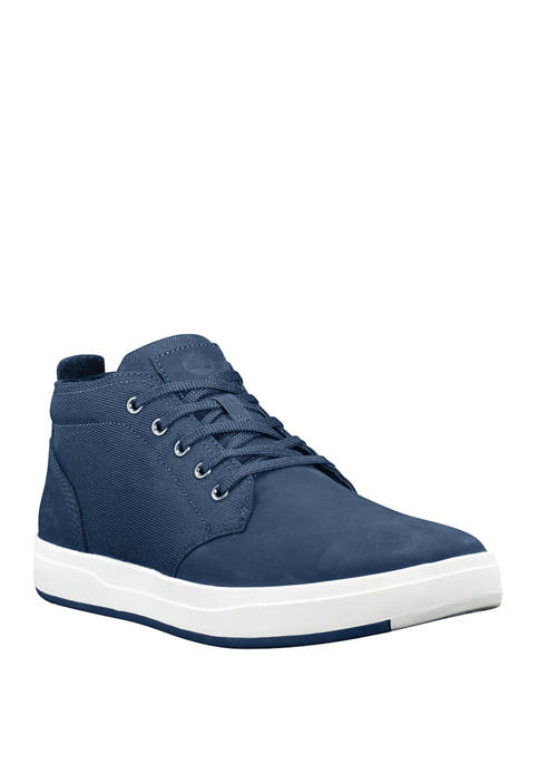 Davis Square Mixed Media Chukkas Eco-Friendly Shoes