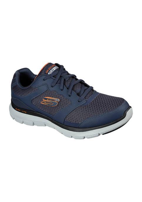 Mens Flex Advantage 4.0 Sneakers - Extra Wide Width
