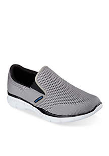 Double Play Sporty Slip On Shoes