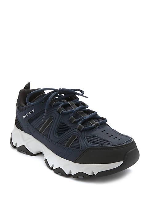 Skechers Crossbar Relaxed Fit Sneakers