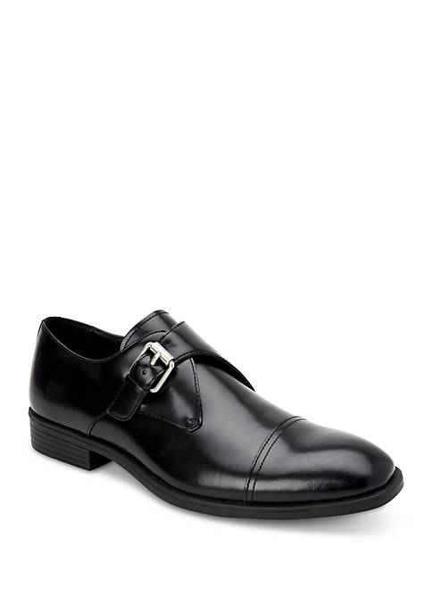 Calvin Klein Channer Monk Strap Dress Shoes