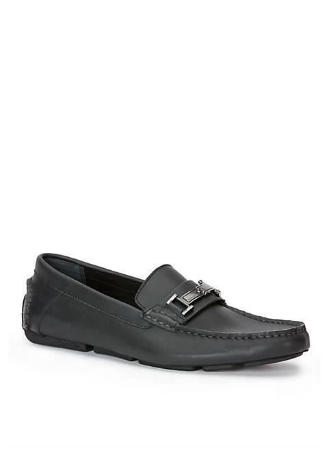 Calvin Klein Magnus Embossed Loafers
