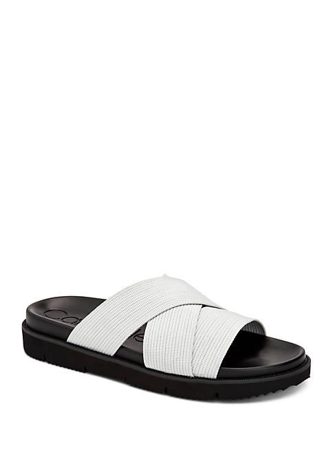 Rowland Slip On Sandals