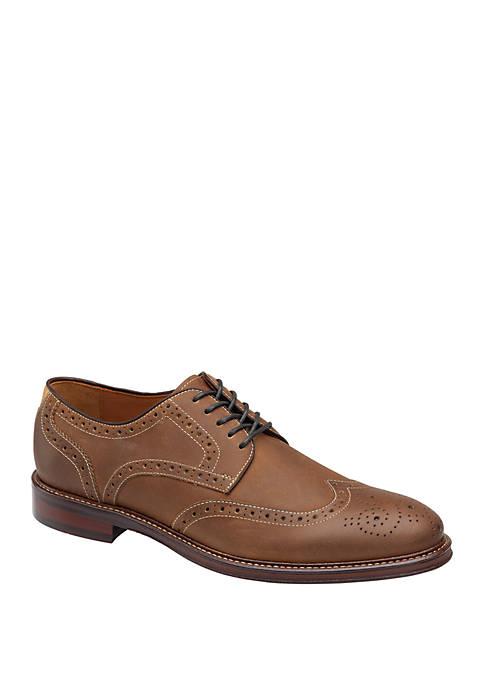 Warner Wingtip Shoes