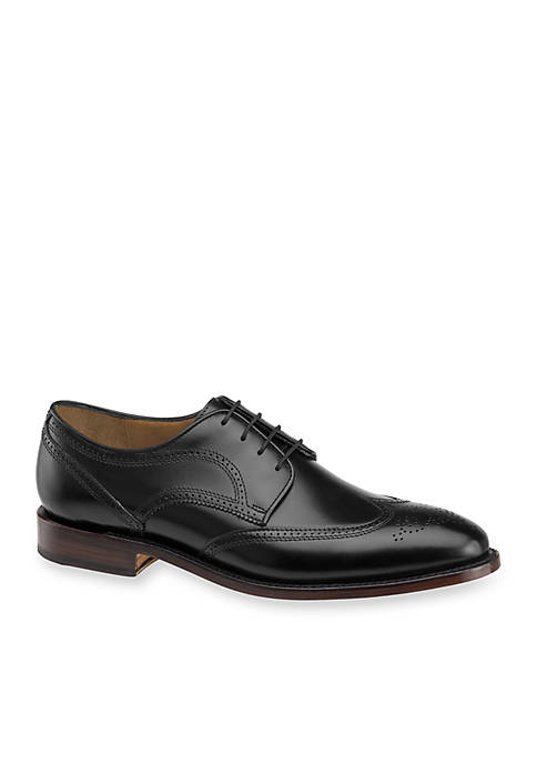 Johnston & Murphy Collins Wingtip Oxford
