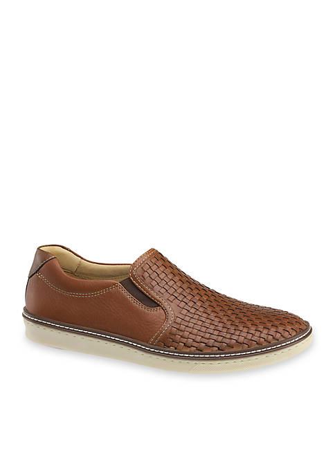 Johnston & Murphy McGuffey Woven Slip On