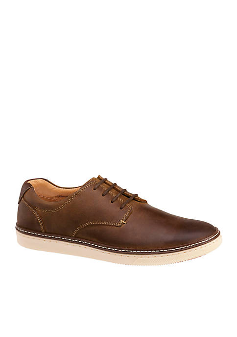 Johnston & Murphy Mcguffey Plain Toe Lace Up
